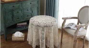 mesas camilla pequeñas y grandes redondas